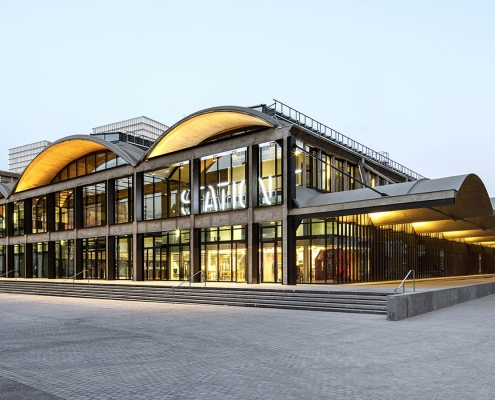 Halle Freyssinet - Station F - APILOG Automation