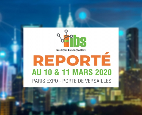 Salon IBS reporté au 10 et 11 mars 2021